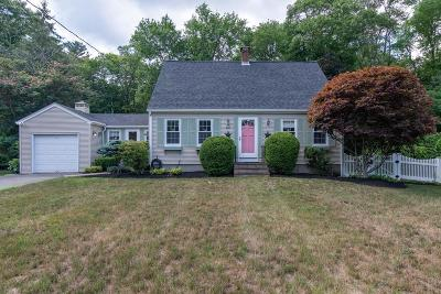 Rockland Single Family Home Contingent: 40 N Douglas St