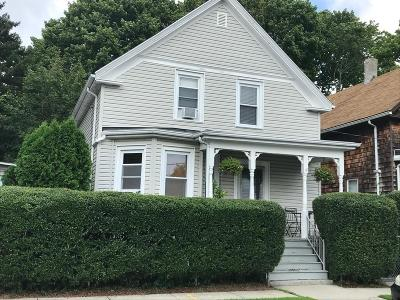 MA-Bristol County Single Family Home Reactivated: 355 Elm Street