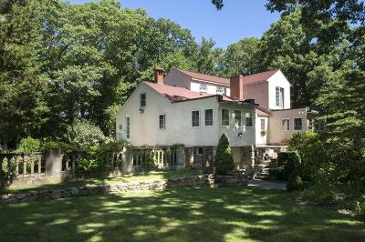 Cohasset Single Family Home For Sale: 34 Atlantic Ave