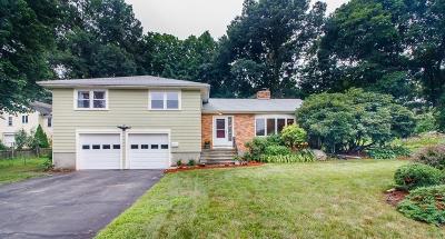 Waltham Single Family Home Under Agreement: 34 Rando Lane