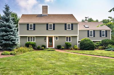 Cohasset Single Family Home For Sale: 45 Windy Hill Road