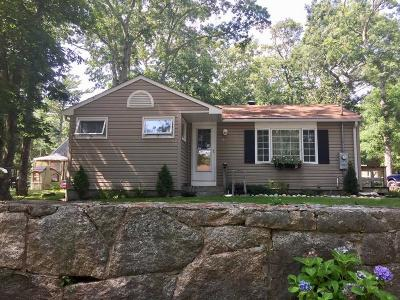 Plymouth MA Single Family Home New: $279,000