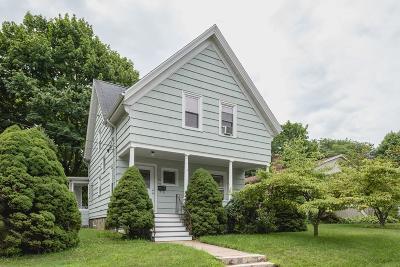 Brockton Single Family Home New: 16 Hillcrest Ave