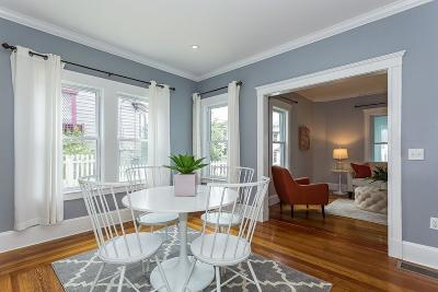 Boston MA Single Family Home Under Agreement: $699,000