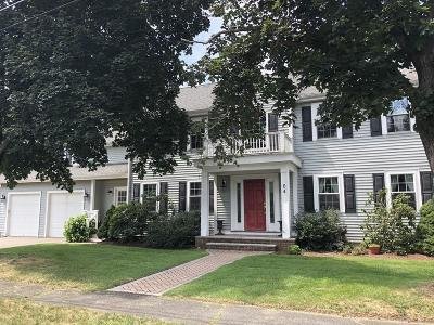 Needham Single Family Home For Sale: 64 Berkshire Rd