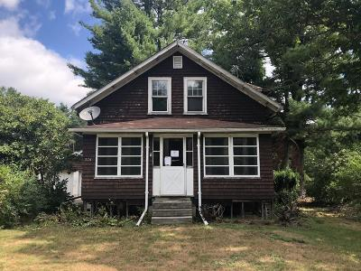 Norton Single Family Home For Sale: 274 S Worcester St