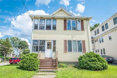 Watertown Multi Family Home For Sale: 22 Quincy Street