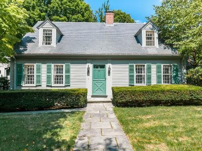 Brookline Single Family Home For Sale: 77 Fairway Rd