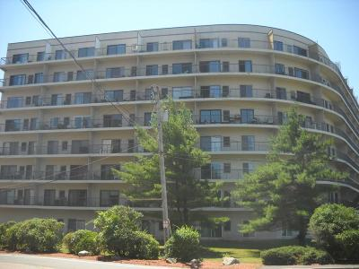 Quincy Condo/Townhouse Under Agreement: 133 Commander Shea #714