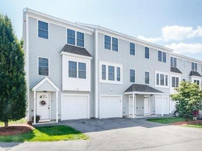 Billerica Condo/Townhouse New: 41 Boston Rd #141
