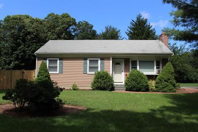 Barnstable MA Single Family Home New: $299,900