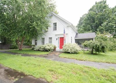 West Brookfield Single Family Home For Sale: 10 High St
