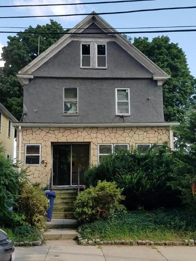 Single Family Home Under Agreement: 62 Hollingsworth St