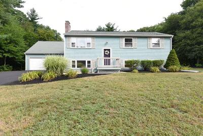 Hanover MA Single Family Home New: $519,000