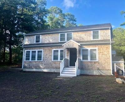 Barnstable MA Single Family Home New: $390,000