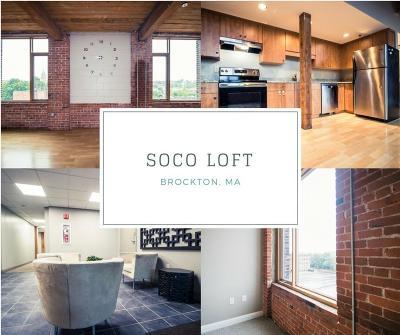 Brockton Condo/Townhouse For Sale: 147 Centre #506