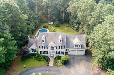 Hanover MA Single Family Home New: $869,000