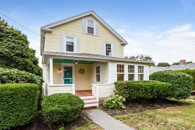 Scituate MA Single Family Home New: $499,000