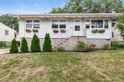 Boston Single Family Home Under Agreement: 4 Van Brunt St