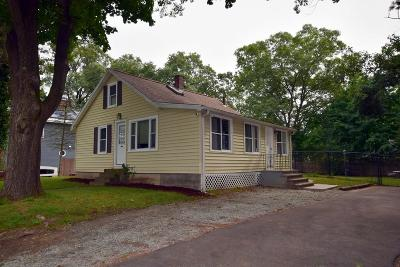 Natick MA Single Family Home For Sale: $439,000