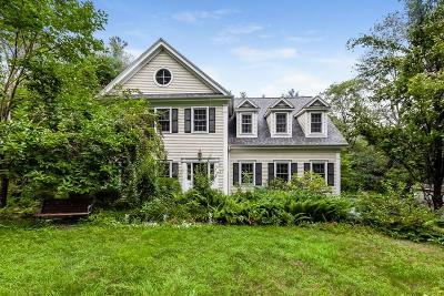 Medfield Single Family Home For Sale: 37 Noonhill Road