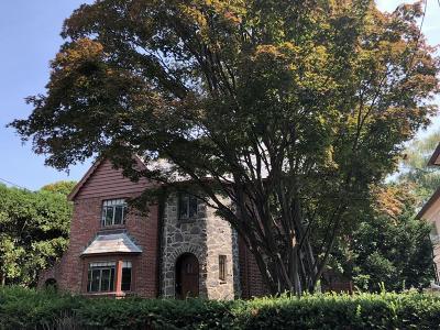 Brookline Rental New: 15 Winthrop Road