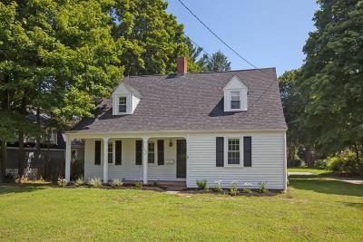 Hingham Single Family Home New: 978 Main Street
