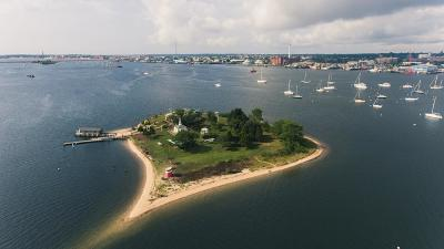 Single Family Home For Sale: 1 Crow Island