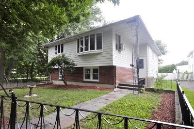 Malden Single Family Home Under Agreement: 49 Revere
