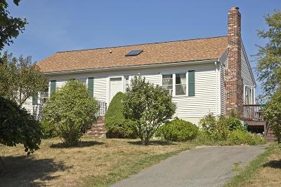 MA-Plymouth County Single Family Home For Sale: 12 Harborview Road
