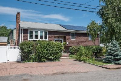 Saugus MA Single Family Home New: $529,900