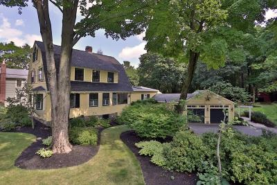 Lynnfield Single Family Home Sold: 39 Forest Hill Avenue