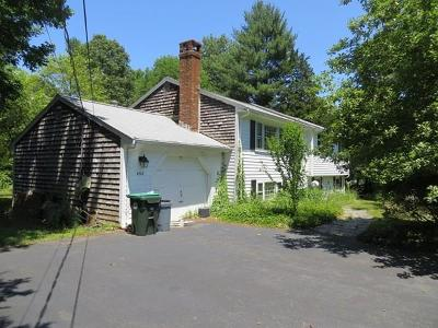 Marshfield Single Family Home Under Agreement: 456 Parsonage St