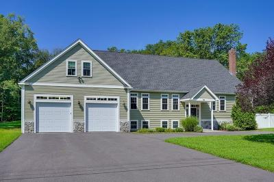 Holliston Single Family Home New: 88 Marked Tree Rd
