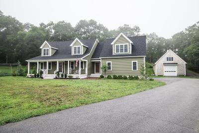 Stoughton Single Family Home Under Agreement: 40 Youngs Way