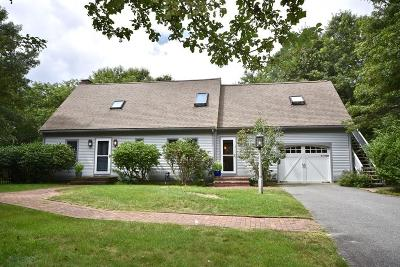 Barnstable Single Family Home New: 138 Westwind Circle