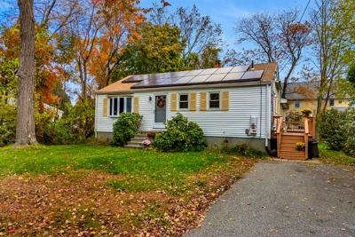 Woburn Single Family Home Price Changed: 7 Anna Rd