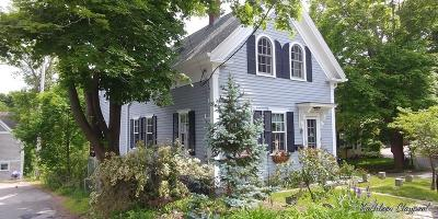 Rockport Single Family Home For Sale: 1 King Street Court