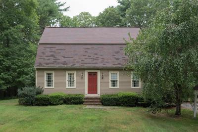 Kingston Single Family Home Under Agreement: 26 Lot Phillips Rd