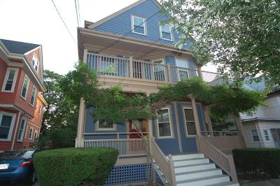 Somerville Multi Family Home For Sale: 7 Pembroke Street