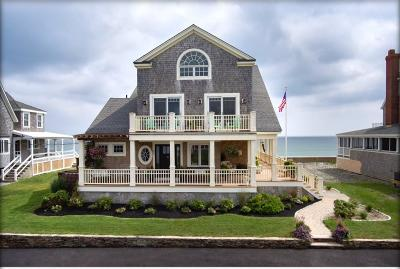 Scituate Single Family Home New: 55-56 Surfside Rd