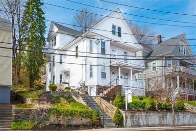Arlington Condo/Townhouse Sold: 128 Paul Revere Rd #3
