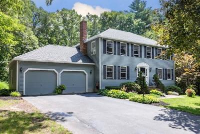Franklin Single Family Home Under Agreement: 4 Maple Tree Ln