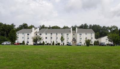 Mansfield Condo/Townhouse For Sale: 6 Erick Rd #53
