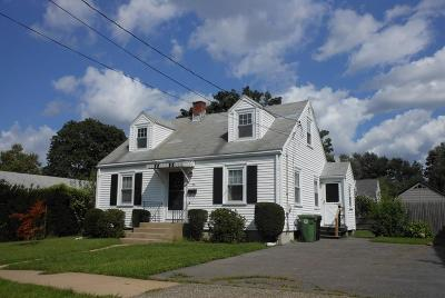 Watertown Single Family Home Under Agreement: 56 Sparkill Street