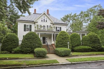 Methuen Multi Family Home Under Agreement: 16 Quincy St