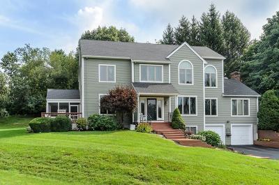 Natick Single Family Home New: 23 Fieldstone