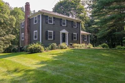 Sherborn Single Family Home For Sale: 8 Woodland Street