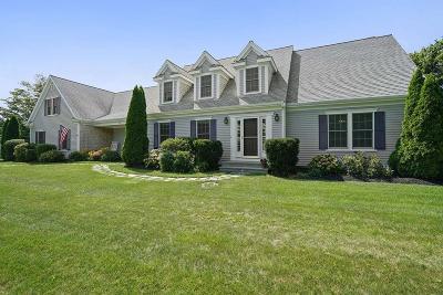 Barnstable Single Family Home New: 33 Meridian Way