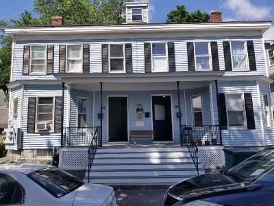 Lowell Multi Family Home For Sale: 91-93 Fort Hill